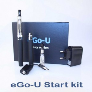 En bild på en e-cigarett
