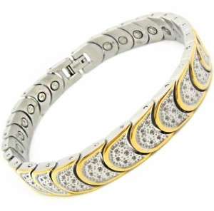 Ett vackert magnetarmband.
